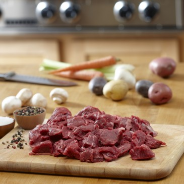 Cubed Stew Meat