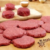 Half Pound Ground Beef Burgers